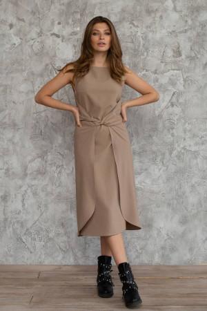 Сукня «Чулпан» бежевого кольору