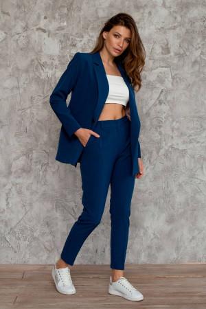 Жакет «Софа» синего цвета