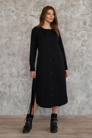 Сукня «Ясса» чорного кольору
