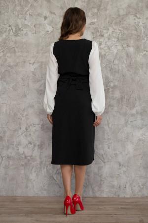 Сукня «Чулпан» чорного кольору
