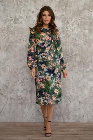 Сукня «Ліліанна» зеленого кольору