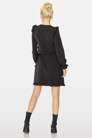 Сукня «Ярина» чорного кольору