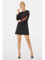 Платье «Зорегляда» черного цвета
