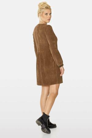 Сукня «Славіна» коричневого кольору