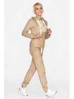 Спортивный костюм «Орнамент» бежевого цвета