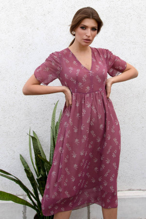 Сукня «Стефа» кольору фуксії