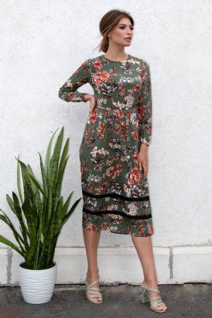 Сукня «Сезарія» зеленого кольору