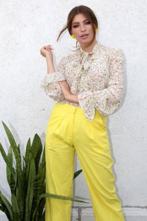 Блуза «Синді» бежевого кольору