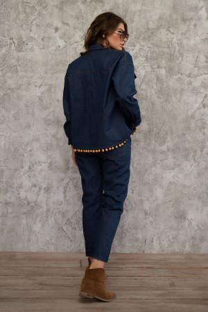 Джинсова сорочка «Йовілла»