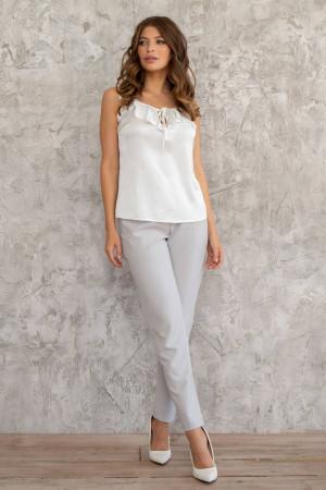 Блуза «Біломира» білого кольору