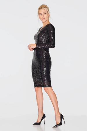 Сукня «Едра» чорного кольору