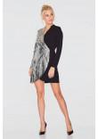 Сукня «Фріта» чорного кольору