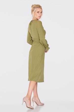 Сукня «Сезарія» фісташкового кольору