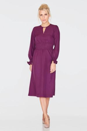 Сукня «Сезарія» сливового кольору