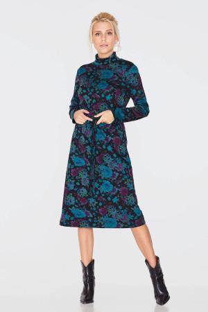 Платье «Агостина» черного цвета