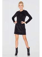 Платье «Мина» черного цвета