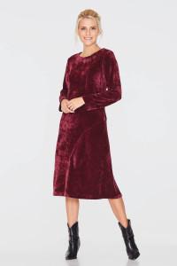 Сукня «Дівейн» бордового кольору