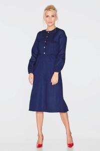 Сукня «Дівейн» синього кольору