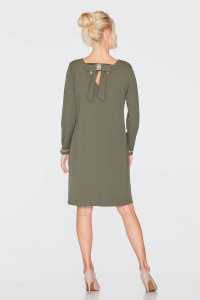 Сукня «Саша» кольору хакі