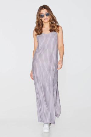 Сукня «Сезарія» лілового кольору