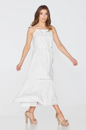 Сукня «Ракель» білого кольору