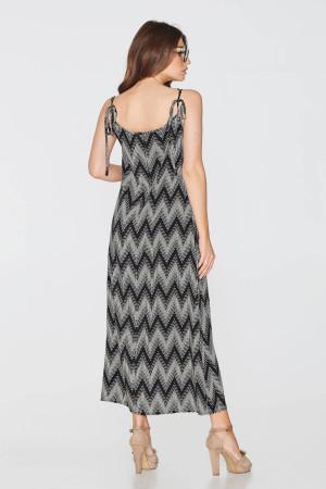 Сукня «Варга» сірого кольору