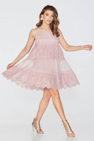 Сукня «Альба» рожевого кольору