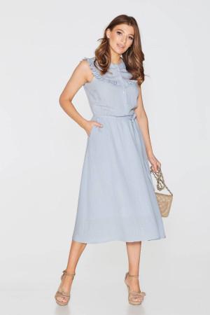 Сукня «Доротея» блакитного кольору