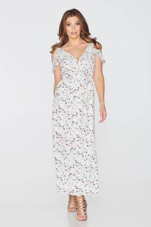 Сукня «Белен» білого кольору
