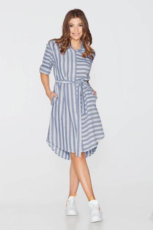 Сукня «Віста» синього кольору