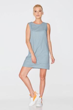 Платье «Янина» цвета полыни