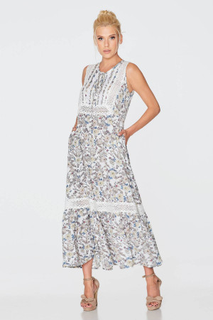 Сукня «Ядвіга» з квітковим принтом