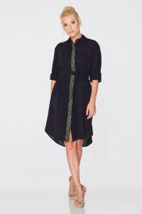 Сукня «Марися» чорного кольору