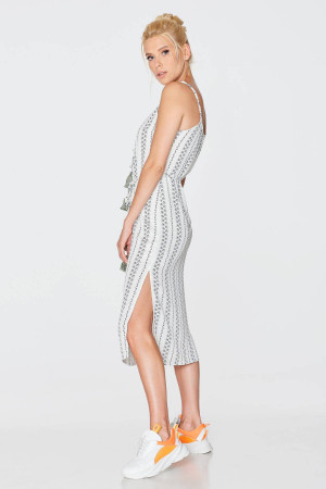 Платье «Софийка» белого цвета