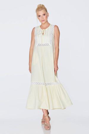 Сукня «Василіса» жовтого кольору