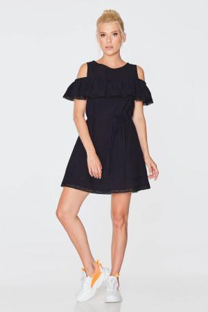 Сукня «Ганна» чорного кольору