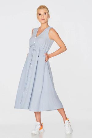 Сукня «Олена» блакитного кольору