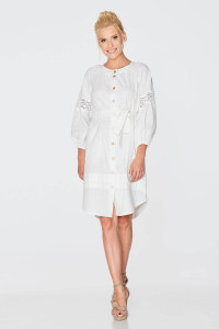 Сукня «Фаїна» білого кольору