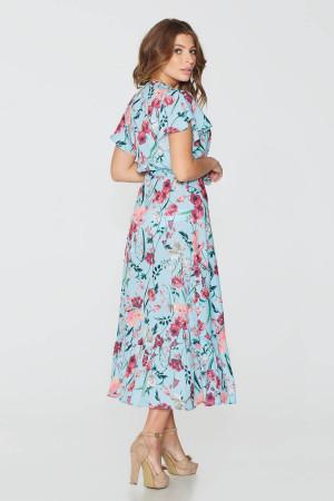 Сукня «Аполінарія» блакитного кольору