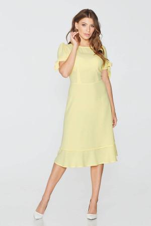 Сукня «Азалія» жовтого кольору