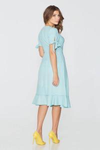 Сукня «Азалія» блакитного кольору
