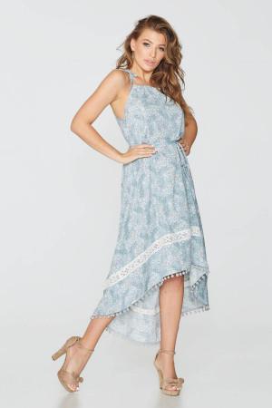 Сукня «Соломія» блакитного кольору