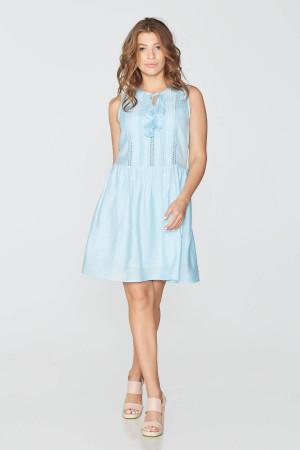 Сукня «Килина» блакитного кольору