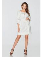 Платье «Оксана» белого цвета