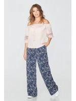 Блуза «Майя» пудрового цвета