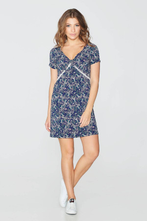 Платье «Зорегляда» синего цвета