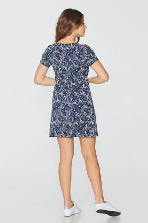 Сукня «Зорегляда» синього кольору