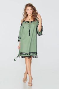 Сукня «Діана» зеленого кольору