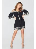 Платье «Диана» черного цвета