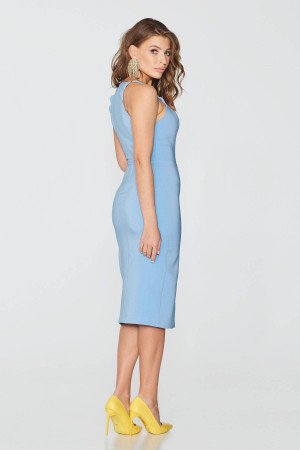 Сукня «Гайтана» блакитного кольору